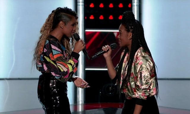 Kennedy Holmes The Voice 15 Audition