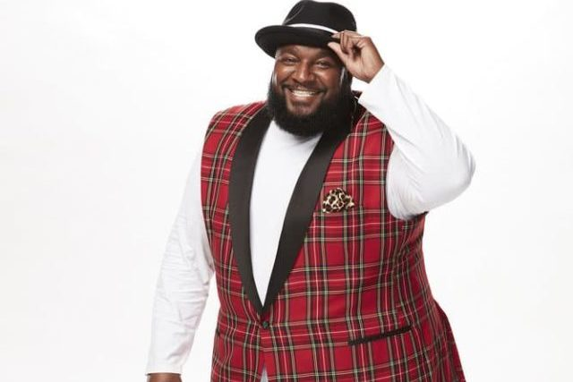 THE VOICE -- Season: 15 -- Contestant Gallery -- Pictured: Patrique Fortson -- (Photo by: Paul Drinkwater/NBC)