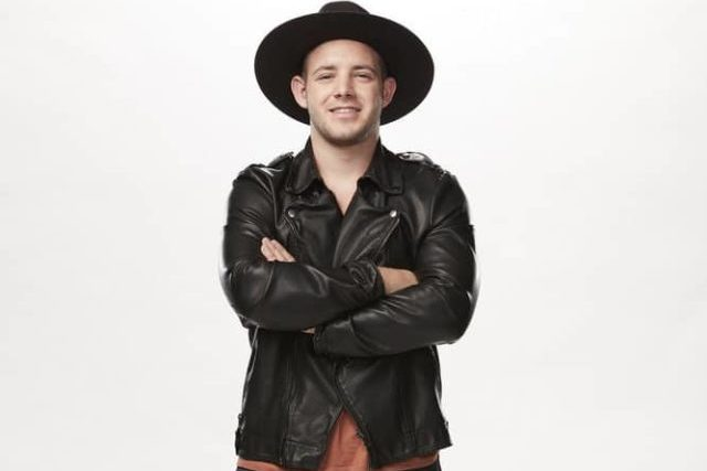 THE VOICE -- Season: 15 -- Contestant Gallery -- Pictured: Kameron Marlowe -- (Photo by: Paul Drinkwater/NBC)
