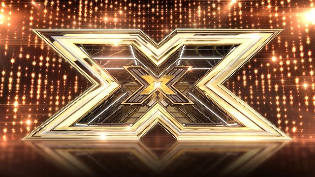 X Factor UK 2018 Logo