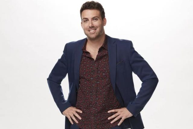 THE VOICE -- Season: 15 -- Contestant Gallery -- Pictured: Steve Memmolo -- (Photo by: Paul Drinkwater/NBC)