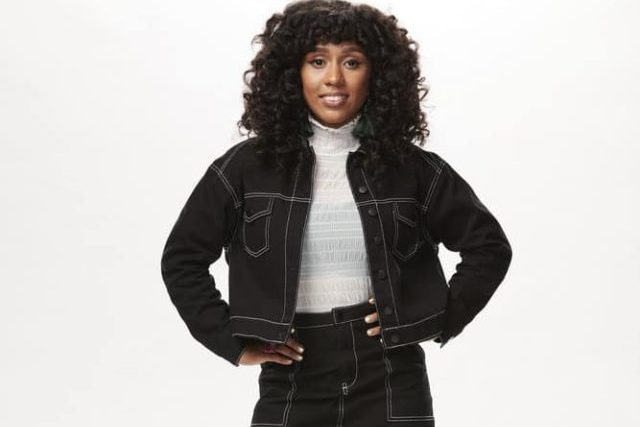 THE VOICE -- Season: 15 -- Contestant Gallery -- Pictured: Fousheé -- (Photo by: Paul Drinkwater/NBC)