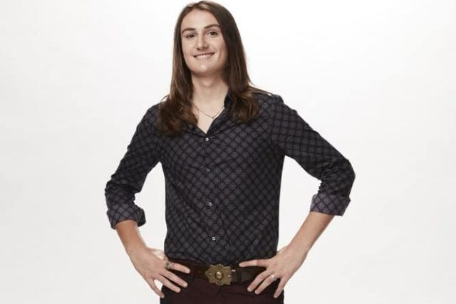 THE VOICE -- Season: 15 -- Contestant Gallery -- Pictured: Anthony Arya -- (Photo by: Paul Drinkwater/NBC)