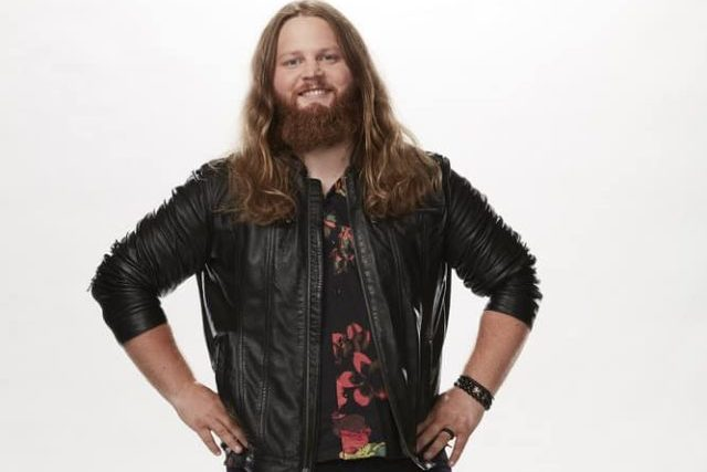 THE VOICE -- Season: 15 -- Contestant Gallery -- Pictured: Chris Kroeze -- (Photo by: Paul Drinkwater/NBC)