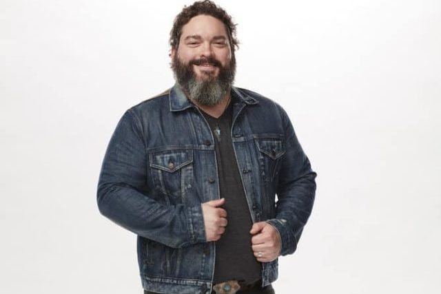 THE VOICE -- Season: 15 -- Contestant Gallery -- Pictured: Dave Fenley -- (Photo by: Paul Drinkwater/NBC)