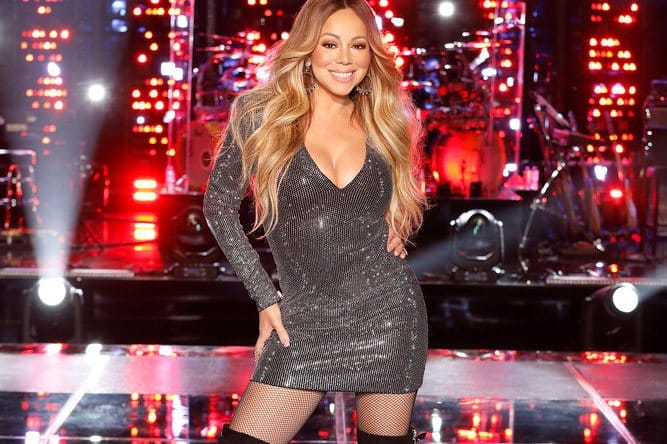 The Voice Season 15 Mariah Carey