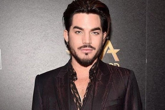 Adam Lambert Hollywood Film Awards