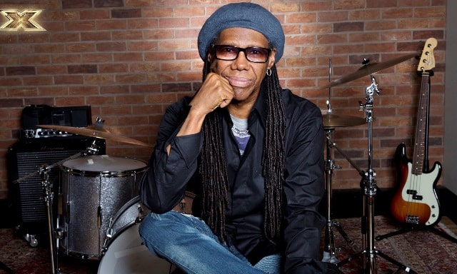 X Factor UK 2018: Nile Rodgers to Fill in For Robbie Williams