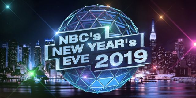 NBC's New Year's Eve 2019 Logo