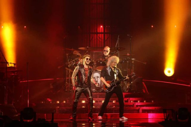 Adam Lambert Queen Rhapsody Tour