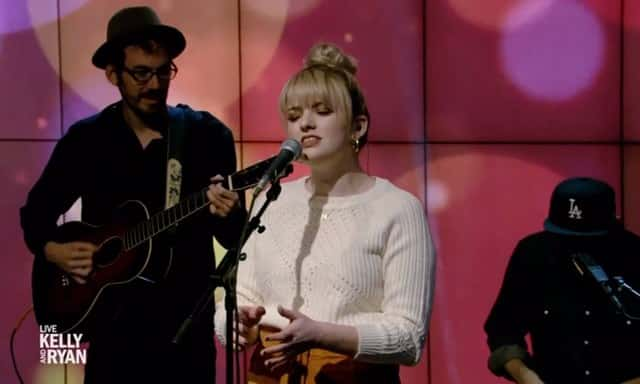 Maddie Poppe Have Yourself a Merry Little Christmas Kelly and Ryan Video