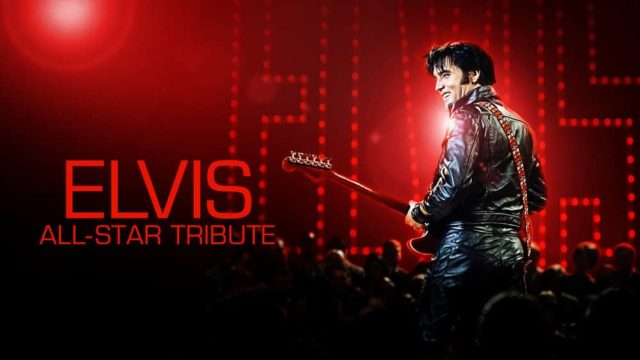 "ELVIS ALL-STAR TRIBUTE -- Pictured: ""Elvis All-Star Tribute"" Key Art -- (Photo by: NBC)"