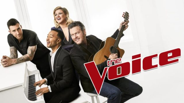 """THE VOICE-- Pictured: """"The Voice"""" Key Art -- (Photo by: NBC)"""
