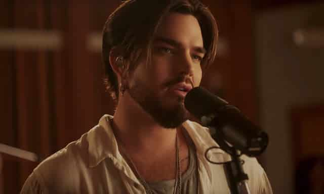 Adam Lambert Feel Something Acoustic Video