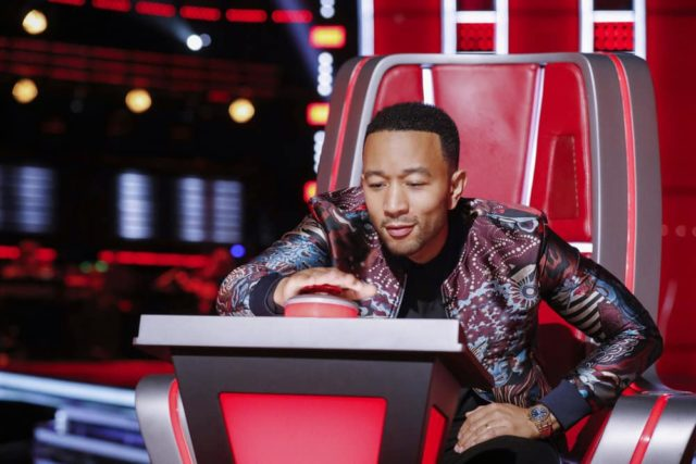 "THE VOICE -- ""Blind Auditions"" -- Pictured: John Legend -- (Photo by: Trae Patton/NBC)"