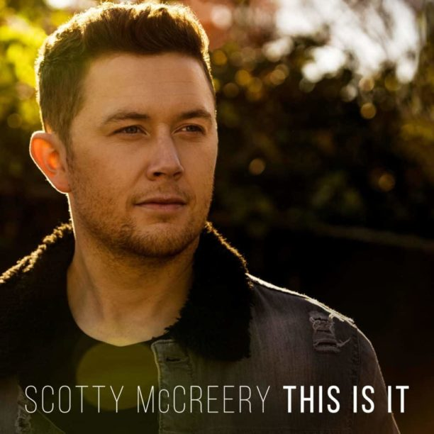 Scotty McCreery This is It Single Cover Art