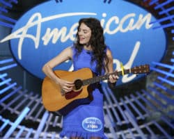 """AMERICAN IDOL - """"204 (Auditions)"""" - """"American Idol"""" heads to Los Angeles, California; Louisville, Kentucky; New York, New York; and Coeur d'Alene, Idaho, as the search for America's next superstar continues on The ABC Television Network, SUNDAY, MARCH 17 (8:00 - 10:01 p.m. EDT), streaming and on demand. (ABC/Nicole Rivelli) EVELYN CORMIER"""