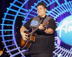 AMERICAN IDOL - Coverage. (ABC/Kelsey McNeal) WADE COTA