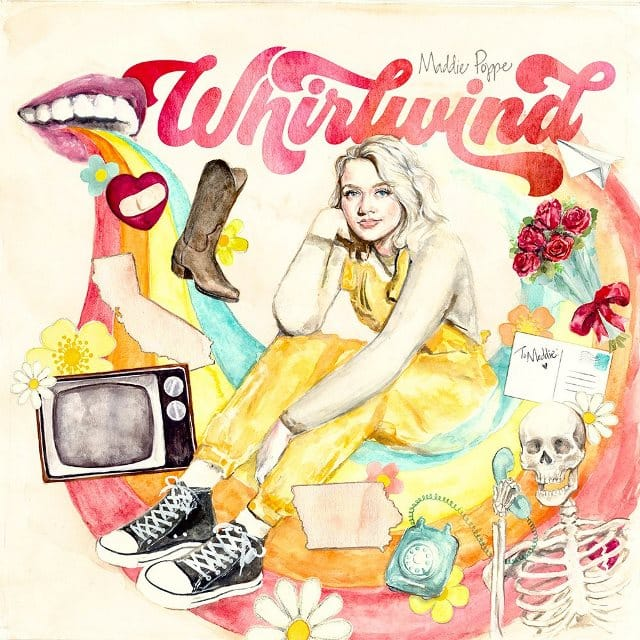 Maddie Poppe Whirlwind Album Cover Art