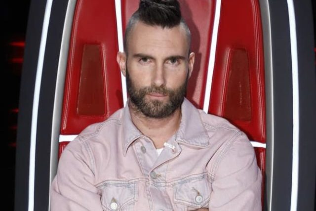 "THE VOICE -- ""Live Cross Battles Results"" Episode 1611B -- Pictured: Adam Levine -- (Photo by: Trae Patton/NBC)"