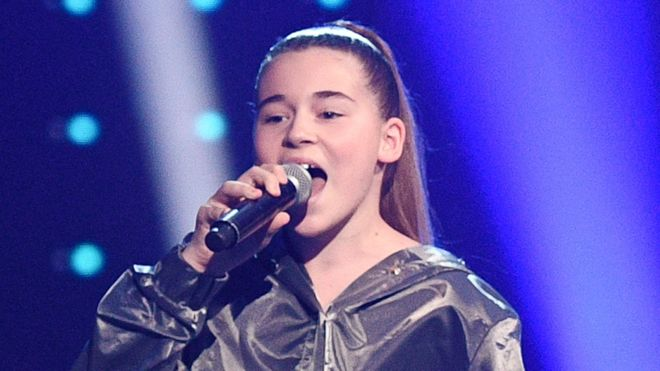 The Voice Kids Russia Rigged