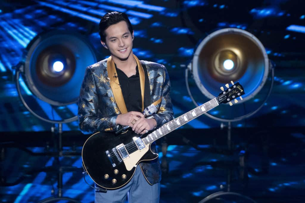 Laine Hardy American Idol Hometown Visit Highlights VIDEO