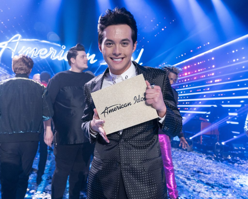 American Idol Winner Laine Hardy Signs Deal Hollywood Records