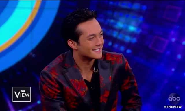 American Idol Winner Laine Hardy The View