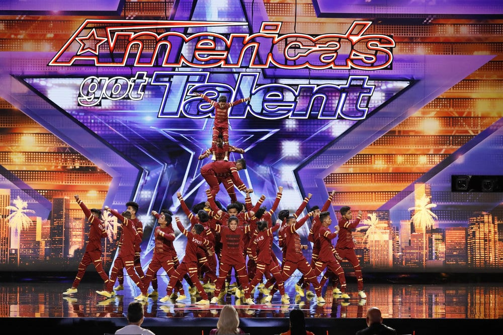 AMERICA'S GOT TALENT - Auditions 1 - Pictured: V.Unbeatable -- (Photo by: Justin Lubin/NBC)