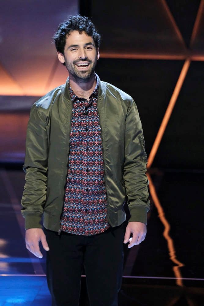 "SONGLAND -- ""will.i.am"" Episode 102 -- Pictured: Adam Friedman -- (Photo by: Trae Patton/NBC)"