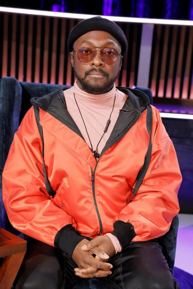 "SONGLAND -- ""will.i.am"" Episode 102 -- Pictured: will.i.am -- (Photo by: Trae Patton/NBC)"