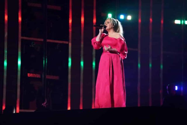BILLBOARD MUSIC AWARDS - Pictured: Kelly Clarkson