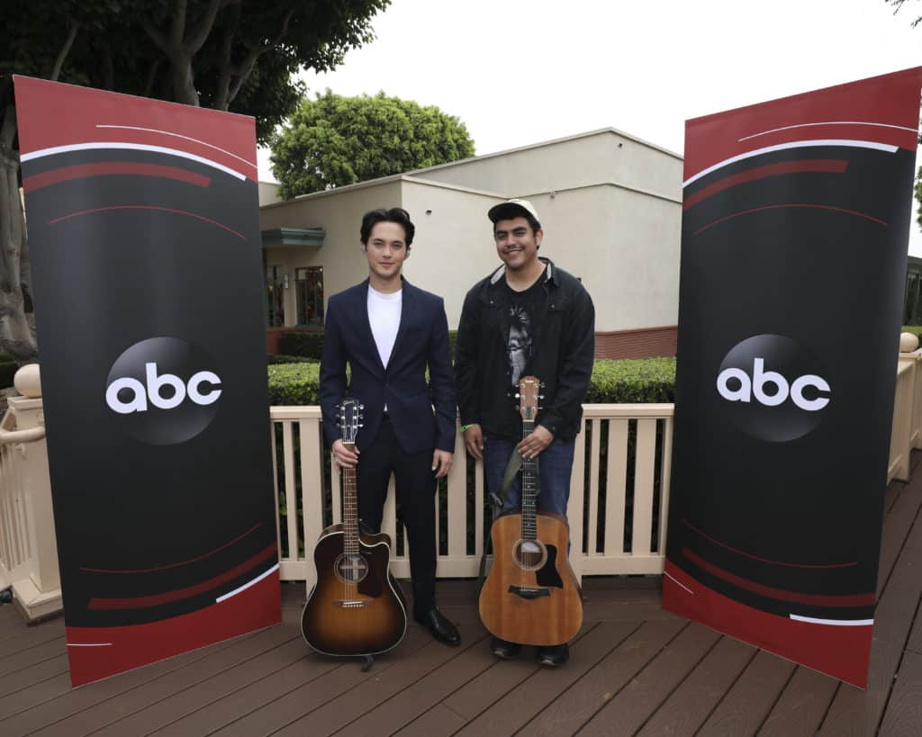ABC 'FOR YOUR CONSIDERATION' EVENT 2019 - The day concluded with performances by new American Idol Laine Hardy and runner-up Alejandro Aranda and a happy hour reception. (ABC/Troy Harvey) LAINE HARDY, ALEJANDRO ARANDA