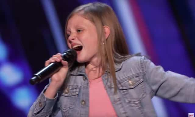 America's Got Talent 2019 Ansley Burns Audition Video