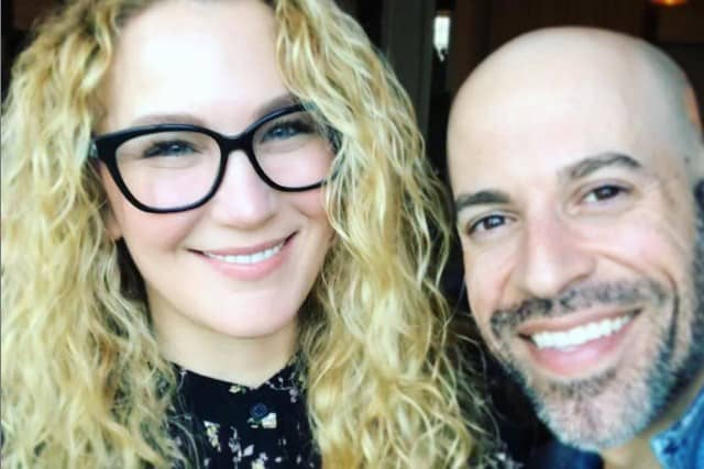 Chris Daughtry and Wife