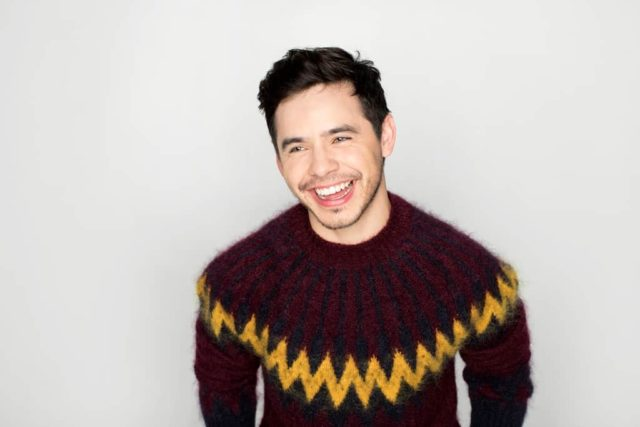 David Archuleta xmas 2019 Photo by Cyrus Pamganiban