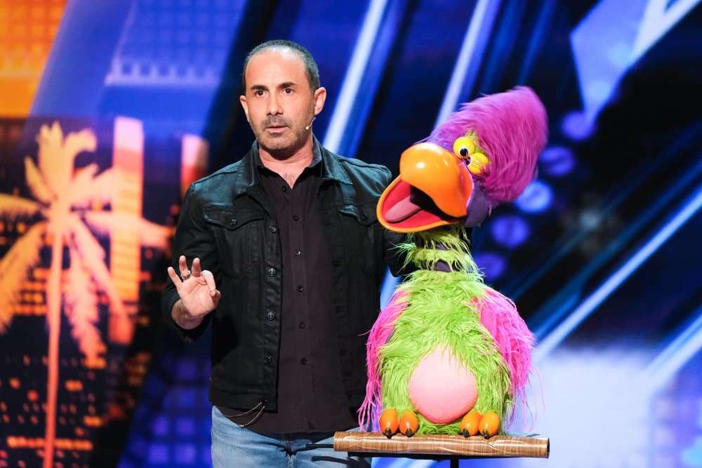 "AMERICA'S GOT TALENT -- ""Auditions 3"" Episode 1403 -- Pictured: Michael Paul -- (Photo by: Justin Lubin/NBC)"