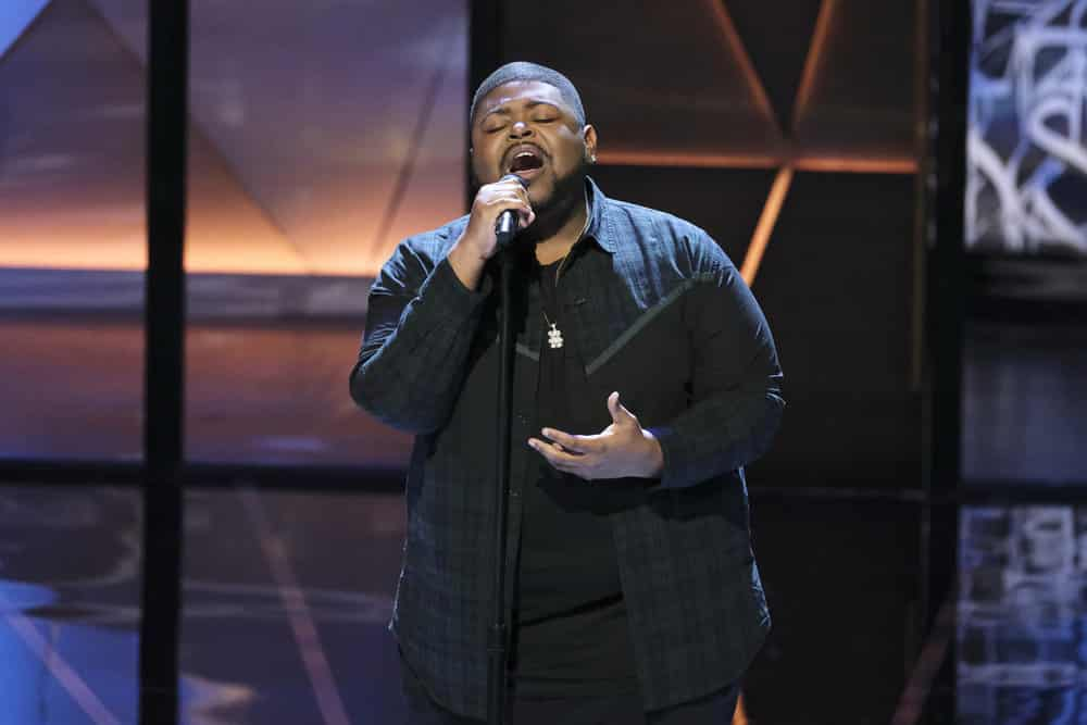 """SONGLAND -- """"Meghan Trainor"""" Episode 105 -- Pictured: Brandin Jay -- (Photo by: Trae Patton/NBC)"""