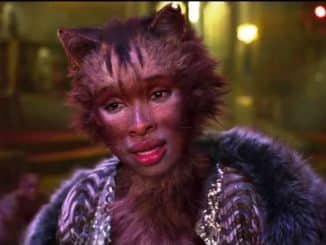 Jennifer Hudson in Cats the Musical