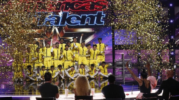 "AMERICA'S GOT TALENT -- ""Judge Cuts 2"" -- Pictured: V. Unbeatable -- (Photo by: Trae Patton/NBC)"