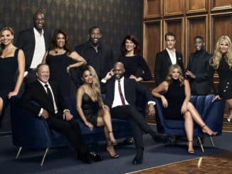 DANCING WITH THE STARS - (ABC/Justin Stephens) HANNAH BROWN, LAMAR ODOM, SEAN SPICER, MARY WILSON, ALLY BROOKE, RAY LEWIS, KARAMO, KATE FLANNERY, JAMES VAN DER BEEK, LAUREN ALAINA, KEL MITCHELL, CHRISTIE BRINKLEY