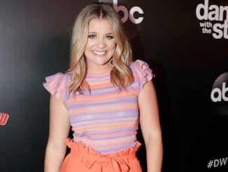 Lauren Alaina Dancing with the Stars Reveal Red Carpet