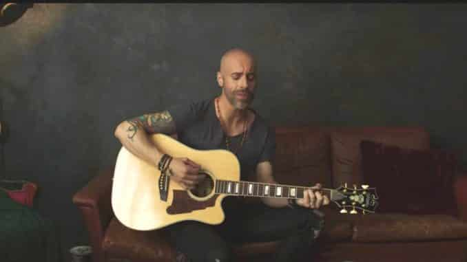 Chris Daughtry As You Are Music Video