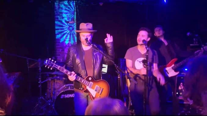 David Cook and Kris Allen cover Peter Gabriel's 'In Your Eyes' The Basement Nashville