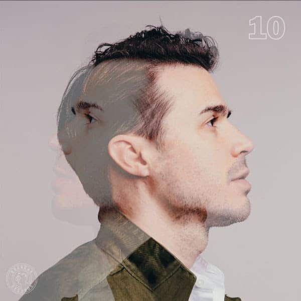 Kris Allen 10 Album Cover
