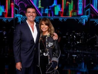 AMERICA'S GOT TALENT -- ?Live Results Finale? Episode 1423 -- Pictured: (l-r) Simon Cowell, Paula Abdul -- (Photo by: Trae Patton/NBC)