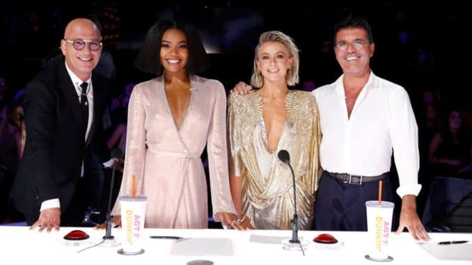 America's Got Talent Controversy Producers Reach Out to Gabrielle Union