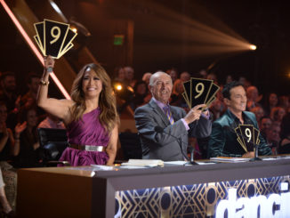 "DANCING WITH THE STARS - ""Week 6"" - After a memorable ""Disney Night"" where there was no elimination, nine celebrity and pro-dancer couples return to the ballroom and compete on the sixth week of the 2019 season of ""Dancing with the Stars,"" live, MONDAY, OCT. 21 (8:00-10:00 p.m. EDT), on ABC. (ABC/Eric McCandless) CARRIE ANN INABA, LEN GOODMAN, BRUNO TONIOLI"