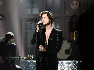 Harry Styles on Saturday Night Live