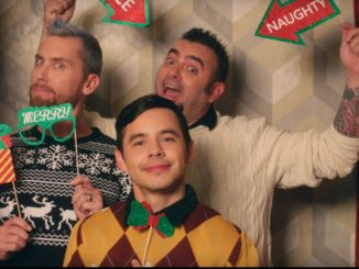 David Archuleta Covers Merry Christmas Happy Holidays Nsync